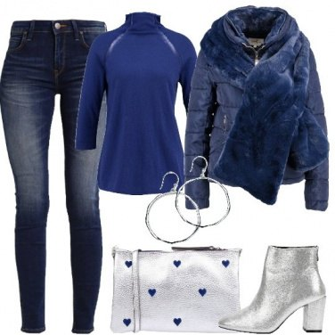 Outfit Regina d\'inverno