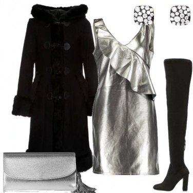 Outfit Barbarella moderna