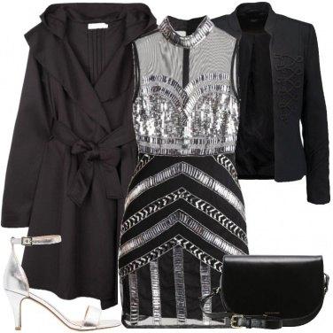 Outfit Il blazer nero