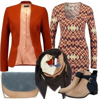 Outfit Fantasie geometriche