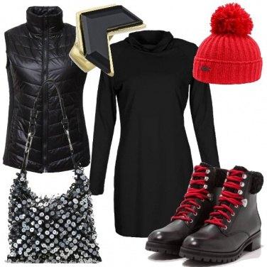Outfit Una borsa bizarra