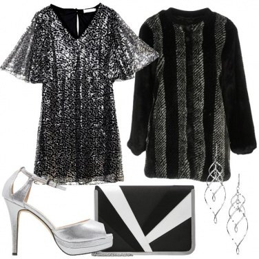 Outfit Brillare d\'argento