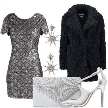 Outfit Scintille d\'argento