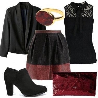 Outfit Terra bruciata
