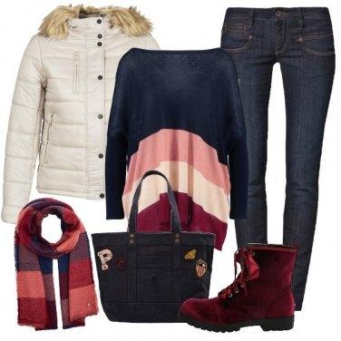 Outfit Comoda in centro