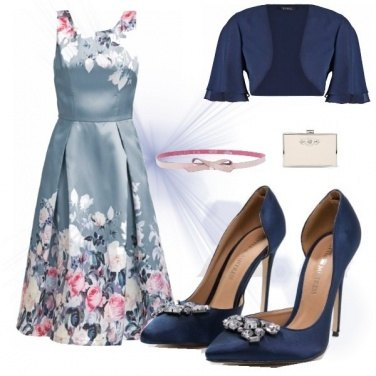 Outfit Le bellissime scarpe dell\'invitata