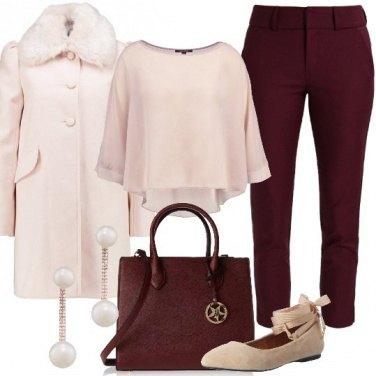 Outfit Aperitivo bon ton