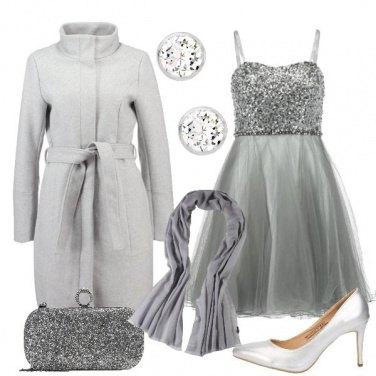 Outfit Serata luminosa