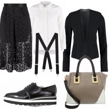 Outfit Androgino n°3