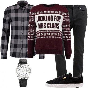 Outfit Pronto per le feste