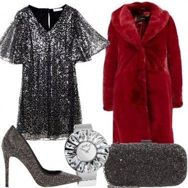 Outfit Luccichio per le feste