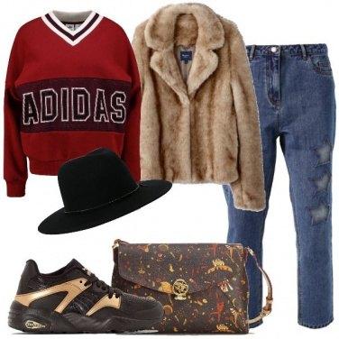 Outfit La moda non convenzionale