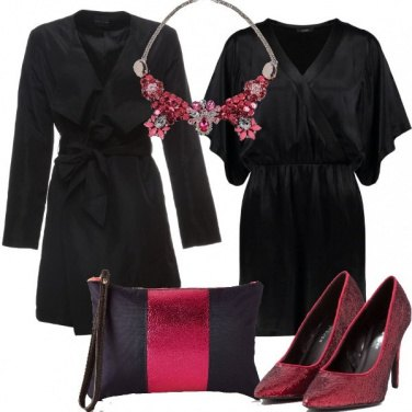 Outfit Brillante spendendo poco