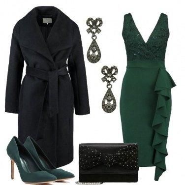 Outfit Eleganza a Capodanno