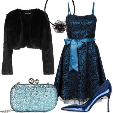 Outfit Festa bon ton