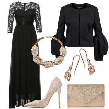 Outfit Elegante e brillante