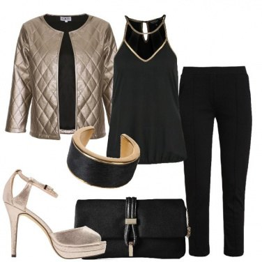 Outfit Finale chic