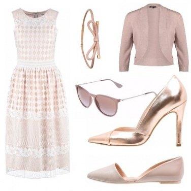Outfit Mattina vs pomeriggio in pink