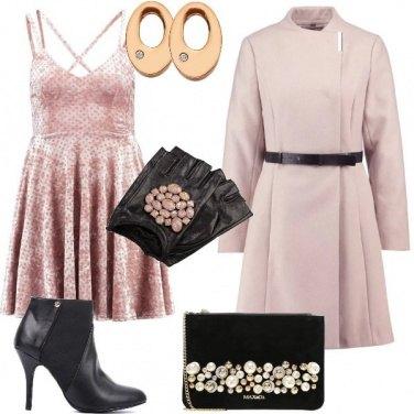 Outfit I guanti con le pietre