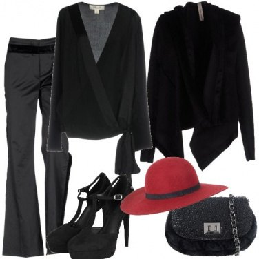 Outfit Pelliccia ecologica