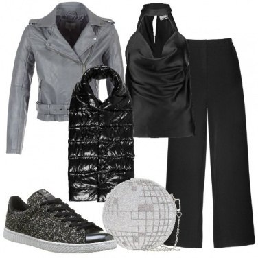 Outfit Giovane e stravagante