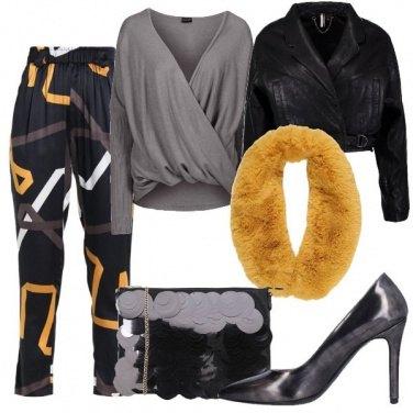 Outfit Sprazzi di giallo