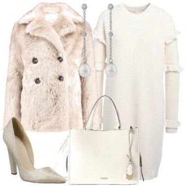 Outfit Bianca come la neve