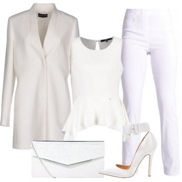 Outfit Come sale bianco brucerei