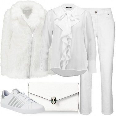 Outfit Bianco passione