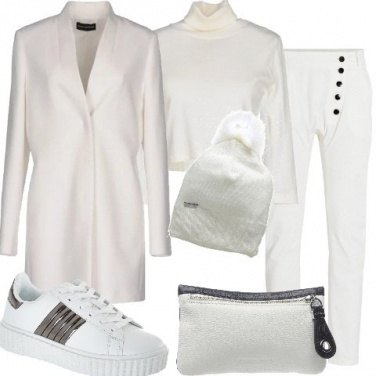 Outfit Bianche feste