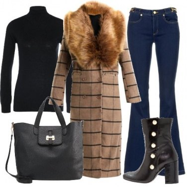 Outfit Un cappotto bellissimo