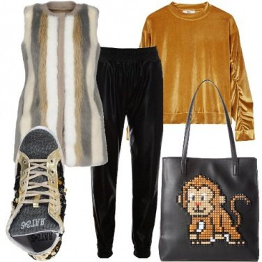 Outfit Feste urban