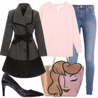 Outfit Una borsa particolare