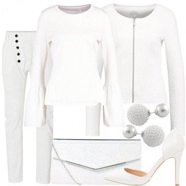 Outfit Il colore della neve