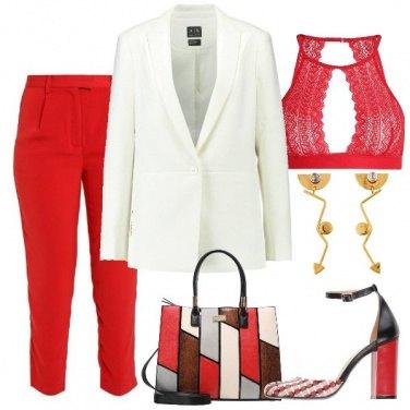 Outfit Stravaganza in abbondanza