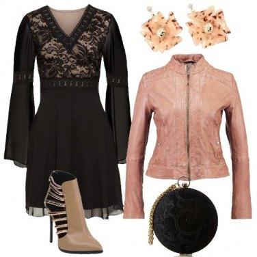 Outfit Il vestito corto