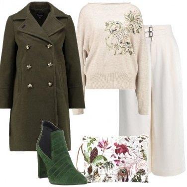 Outfit Come un prato fiorito