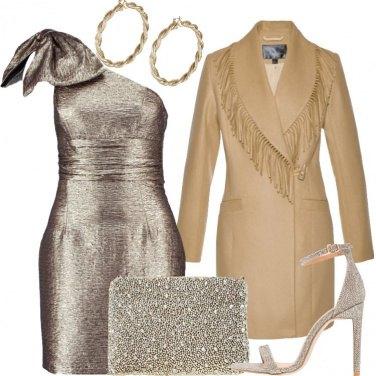 Outfit Serata luccicante