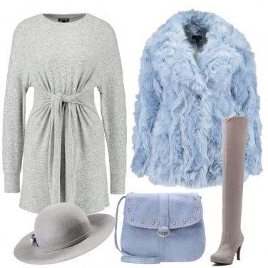 Outfit Regina di ghiaccio