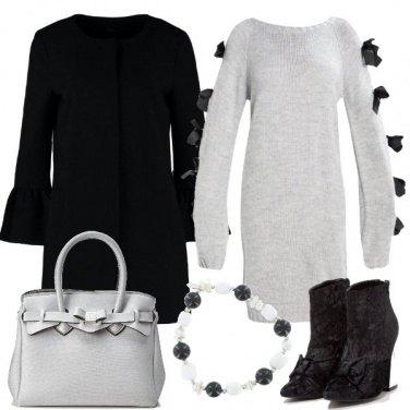 Outfit Una donna coi fiocchi