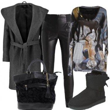 Outfit Abbinando le Ugg