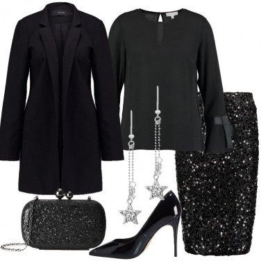 Outfit Nero perfetto