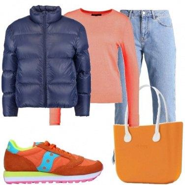 Outfit Una borsa colorata