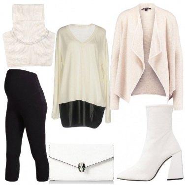 Outfit Premaman alternativo