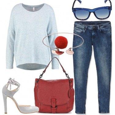 Outfit Abbinamenti con i colori pastello