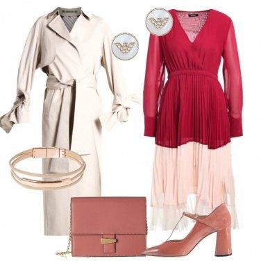 Outfit Il vestito longuette