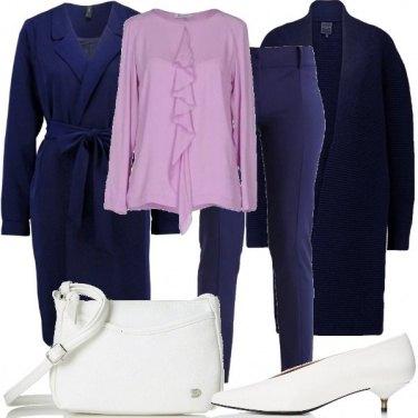Outfit La blusa romantica