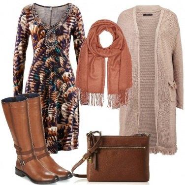Outfit Colori morbidi