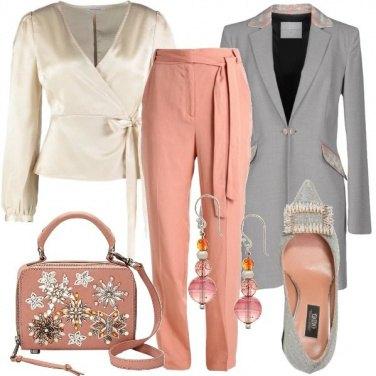Outfit Romanticamente estrosa