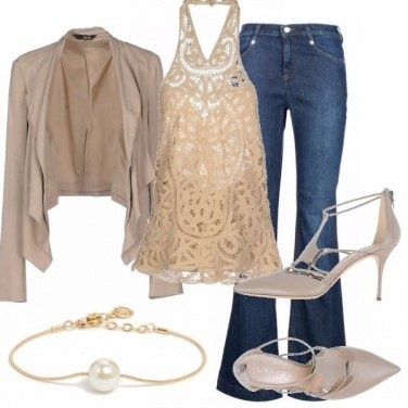 Outfit \'70 elegance